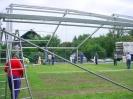 Auf- und Abbau Zeltkirb 2008 15