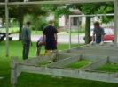 Auf- und Abbau Zeltkirb 2008 4