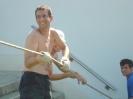 Auf- und Abbau Zeltkirb 2009 10