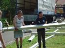 Auf- und Abbau Zeltkirb 2011 11